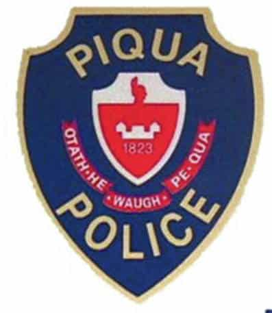 Information provided by the Piqua Police Department.
